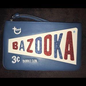 Coach Limited Edition Bazooka Gum Large Wristlet